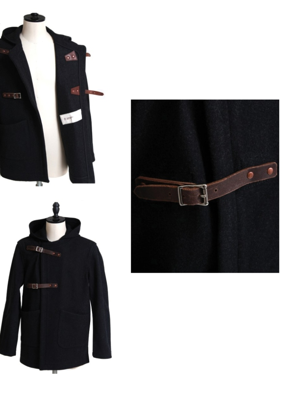 Mountain Research Belted Coat_