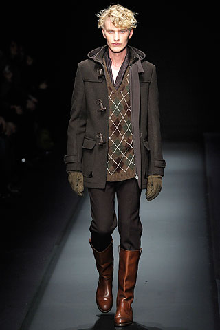 Fall 2010 Men Collection: Salvatore Ferragamo | Music :: Fashion ...
