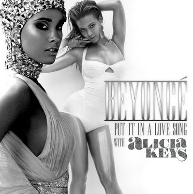 This third single featuring Beyoncé marks the first collaboration between